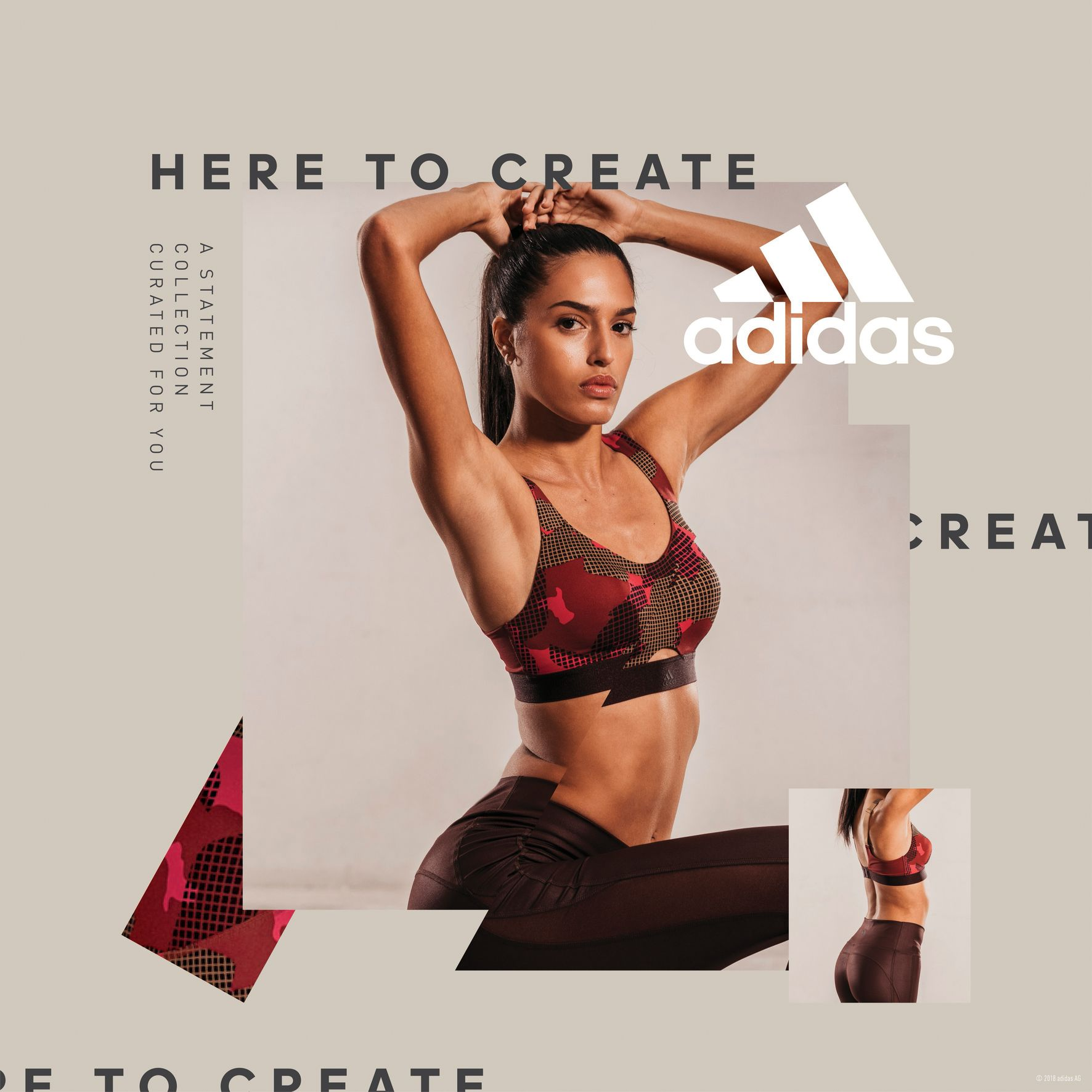 Adidas Women Statement Collection - Athina Koini