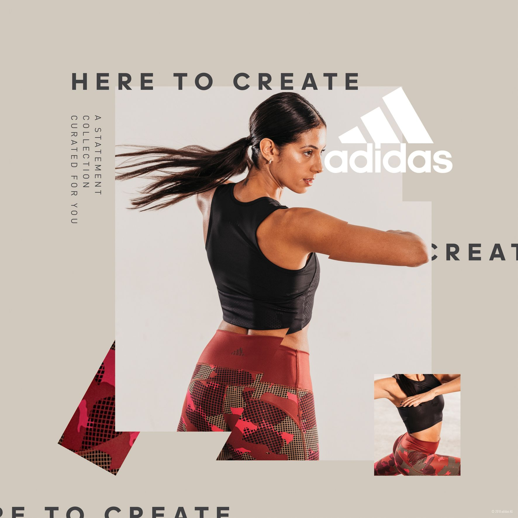 Adidas Women Statement Collection - Eleanna Lima