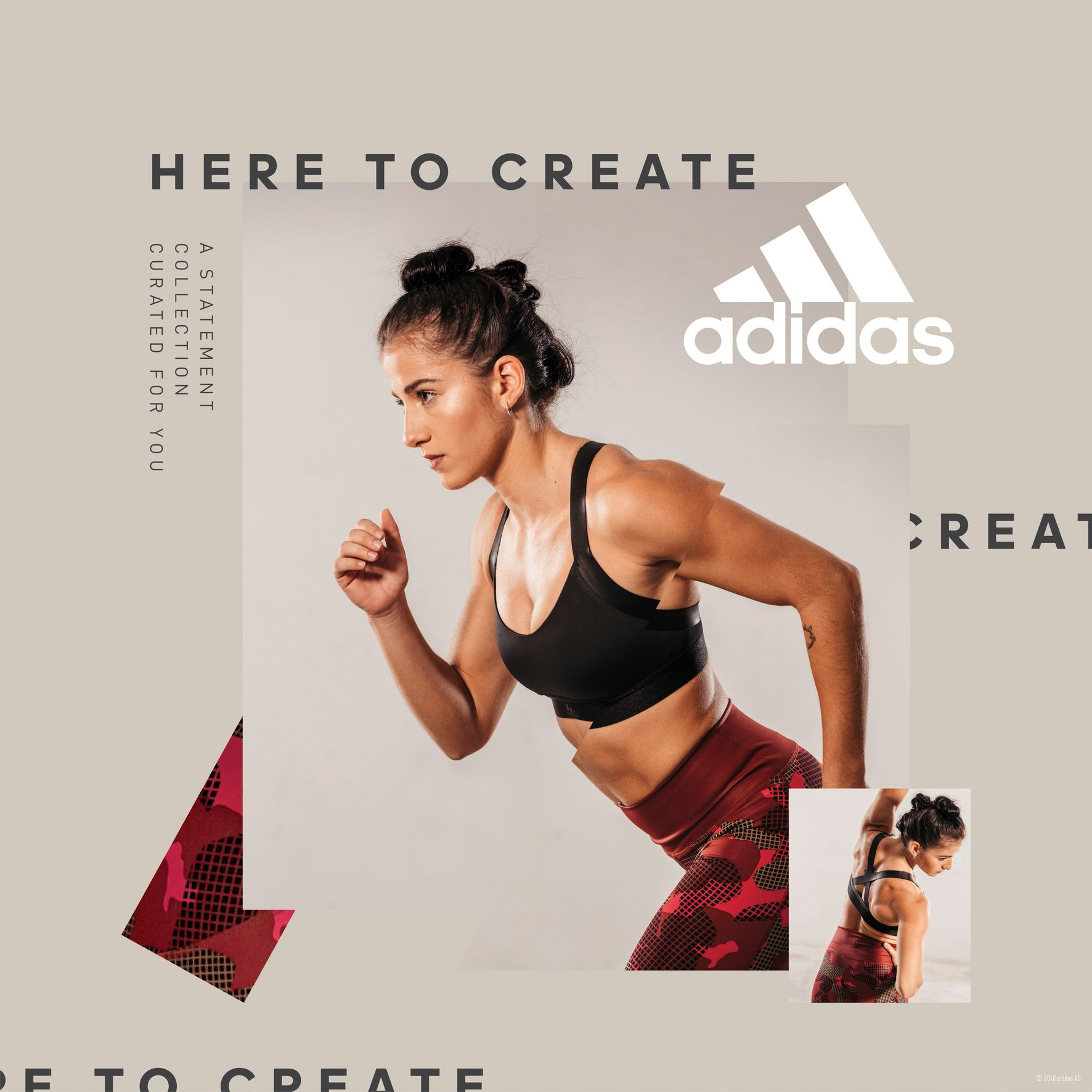 Adidas Women Statement Collection - Hara Gidarakou