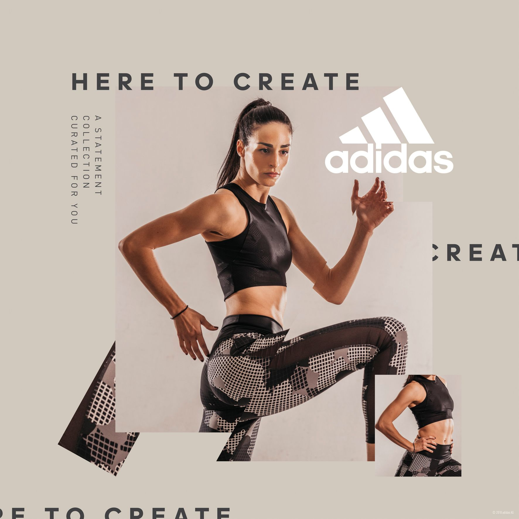 Adidas Women Statement Collection - Lilly Alexouli