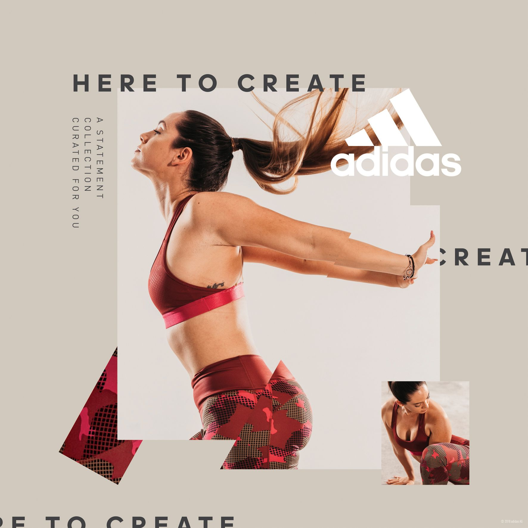 Adidas Women Statement Collection - Mandy Persaki