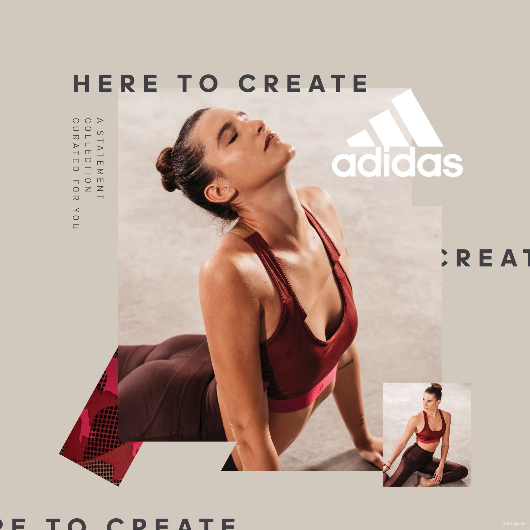 Adidas Women Statement Collection - Vivian Drakou