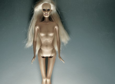 LEO BURNETT-ANOREXIA AWARENESS CAMPAIGN